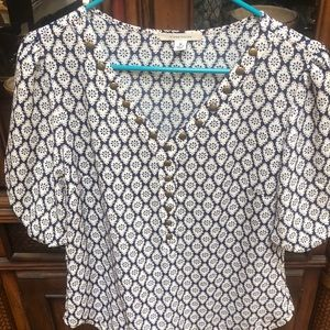 Hawthorn blouse